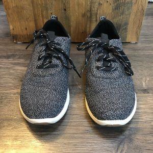 Tom's Black Terry Sneakers